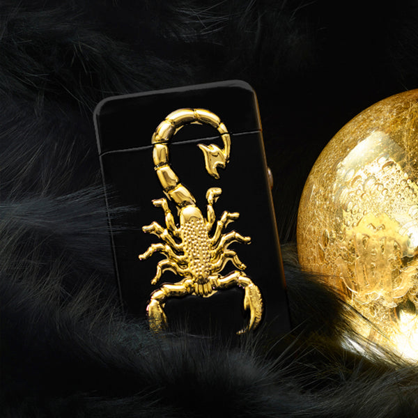 Glorious Gold Scorpion
