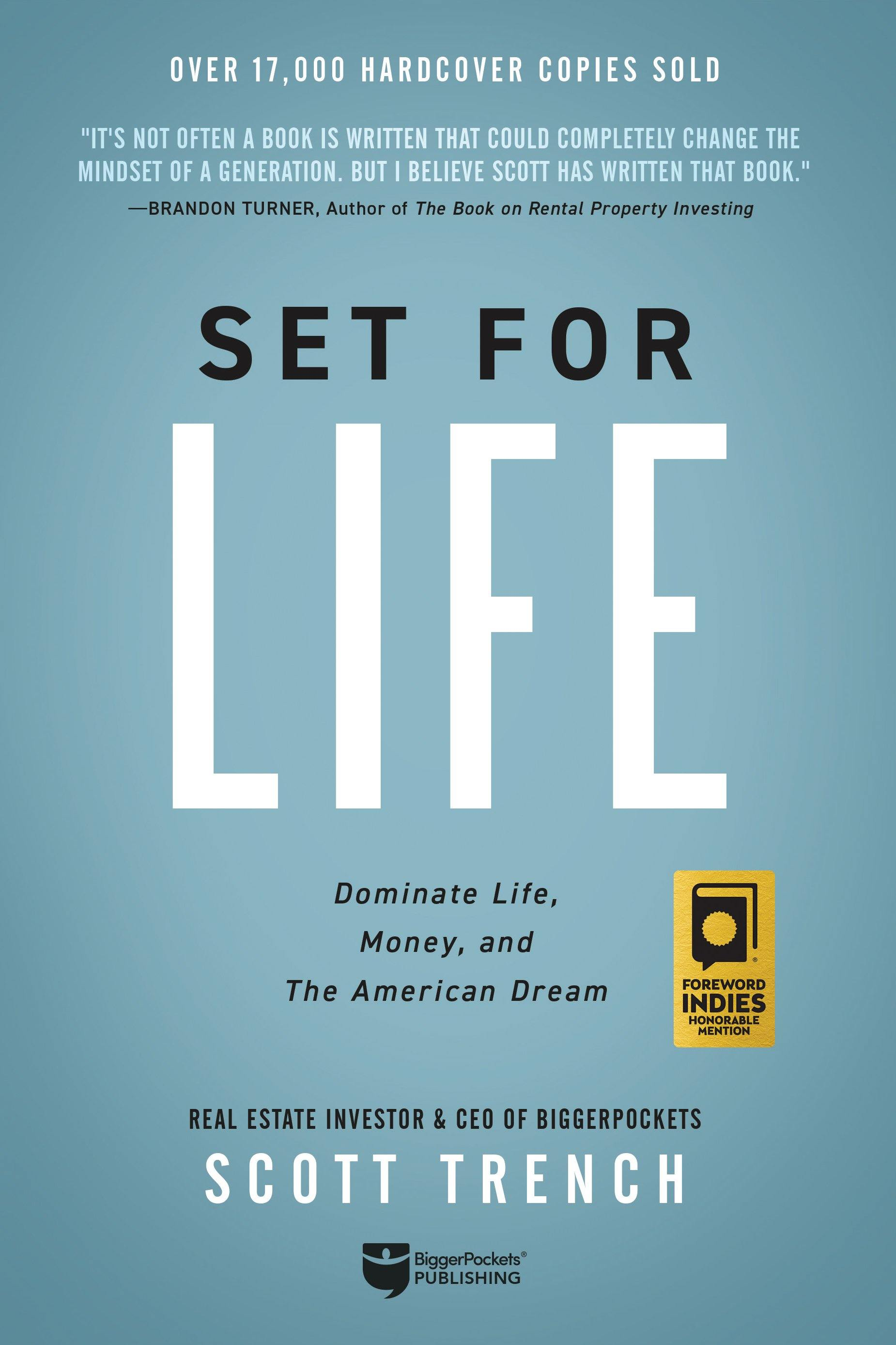 Set for Life - BiggerPockets Bookstore