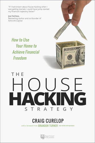 The House Hacking Strategy - BiggerPockets Bookstore