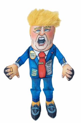 Presidential Parody - Trump Toy