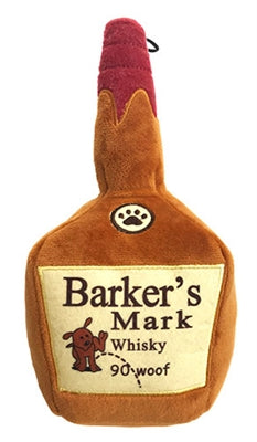 Barkers Mark Plush Toy