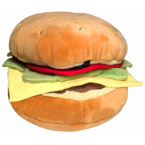 Hamburger Plush Toy