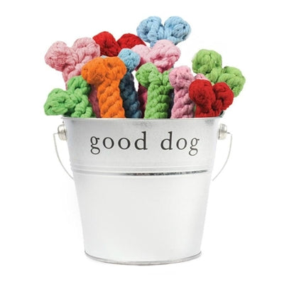 Cotton Rope Bone Toy for Dogs