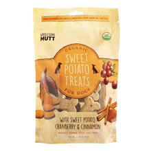 Load image into Gallery viewer, Wholesome Mutt Organic Sweet Potato Treats