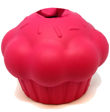 Load image into Gallery viewer, SodaPup MKB Cupcake Durable Rubber Chew Toy & Treat Dispenser