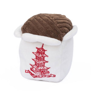 ZippyPaws Chinese Takeout Toy