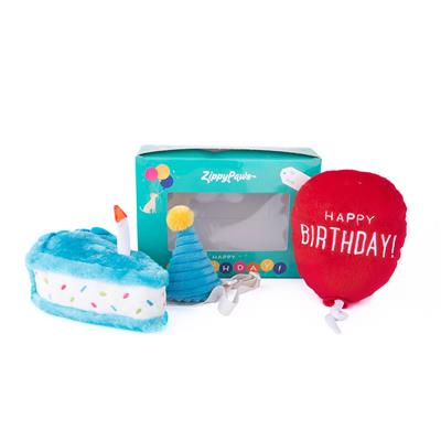 ZippyPaws Birthday Party Box Set