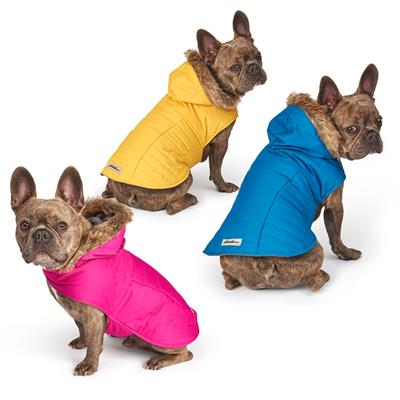 Eddie Bauer PET Chinook Hooded Parka by PetRageous Designs!