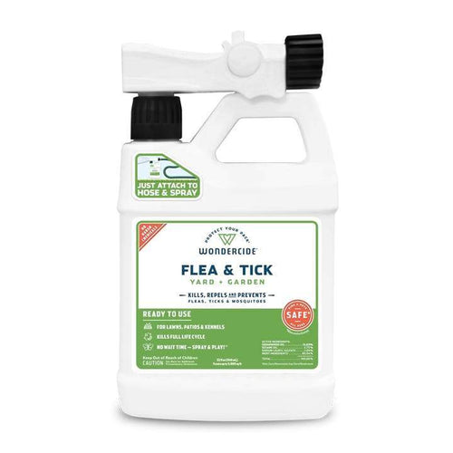 Wondercide - Flea & Tick for the Yard and Garden