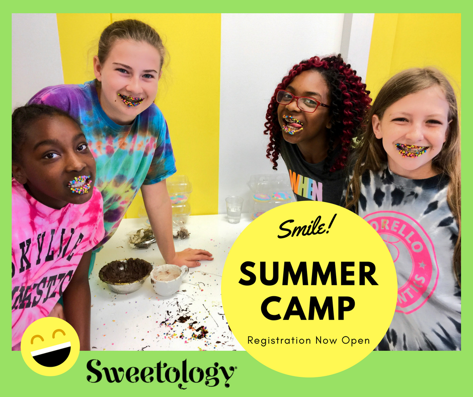 Summertime at Sweetology