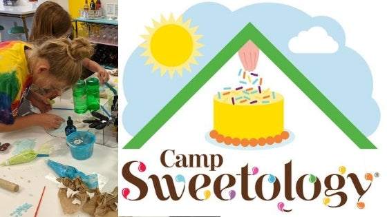 What is Sweetology Cake Adventure Camp?