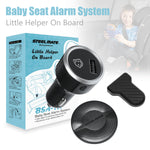 STEELMATE Baby Car Seat Reminder-Automotive Baby Seat Alarm System