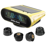STEELMATE Mini One-s Yellow Multi-Function Tire Pressure Monitoring System Auto Backlight Sleep Awake