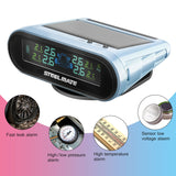 STEELMATE Mini One-s Blue Multi-Function Tire Pressure Monitoring System Auto Backlight Sleep Awake