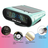 STEELMATE Mini One-s Green Multi-Function Tire Pressure Monitoring System Auto Backlight Sleep Awake