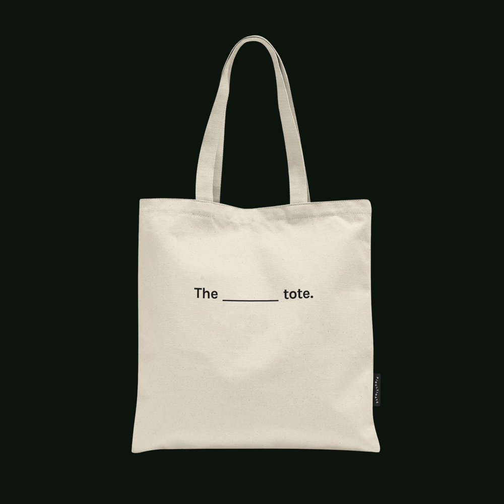 Intention Tote