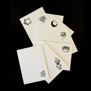 Ritual Intention Setting Cards