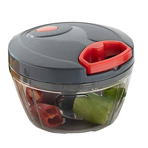 COLLISION Quick Vegetable Cutter / Chopper PACK OF 1