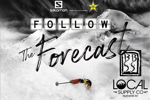 "B.B.S.S. Movie Premiere - ""Follow The Forecast"" by Blank Collective Films"