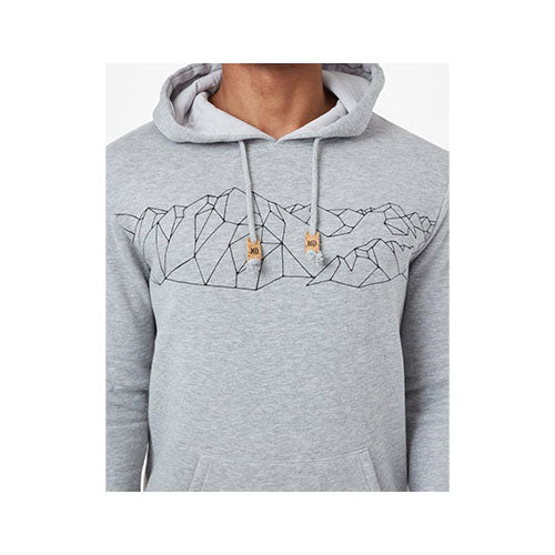 Ten Tree Geo Mountain Classic Hoodie