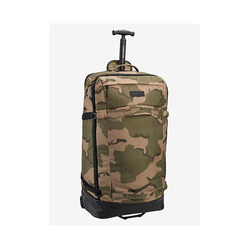 Burton Multipath Checked Travel Bag - 90L