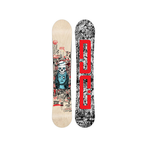 2021 DC Space Echo Snowboard