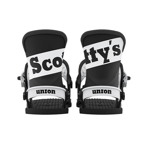 2021 Union Contact Pro Scotty's Snowboard Binding