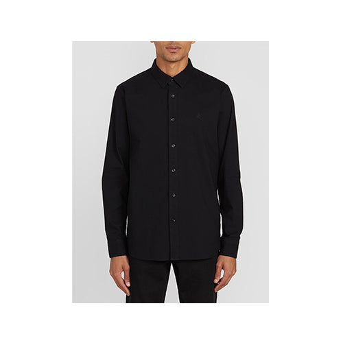 Volcom Men's Oxford Stretch Long Sleeve