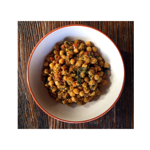West Coast Kitchen Chickpea Curry
