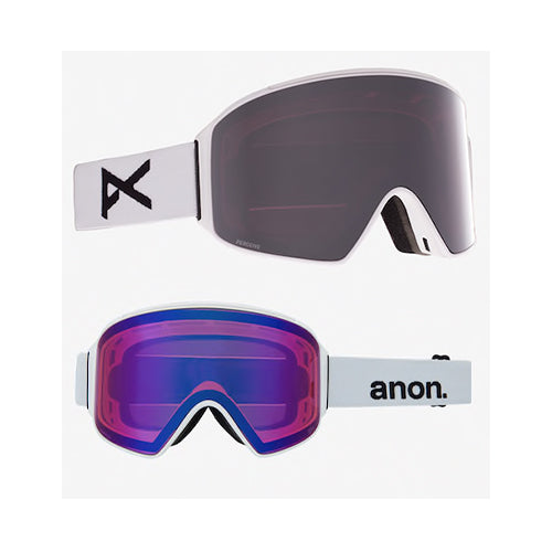 2021 Anon M4 Cyclindrical Goggle