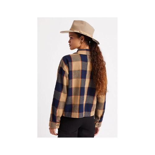 Brixton Women's Bowery Long Sleeve Flannel