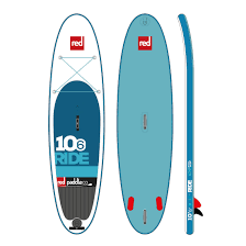 2020 Red Paddle 10'6 Ride MSL