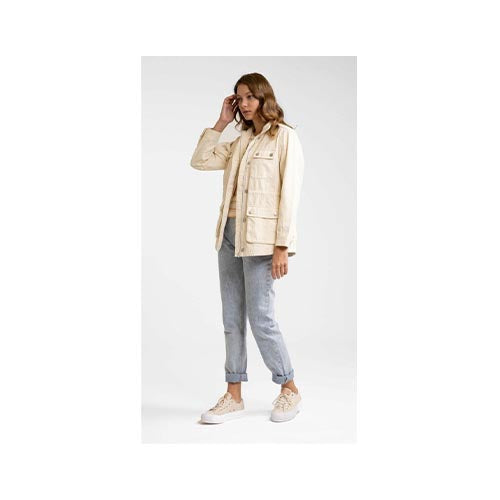 Rhythm Women's Military Jacket