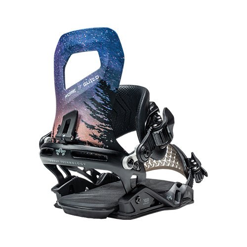 2021 Rome Guild Snowboard Bindings