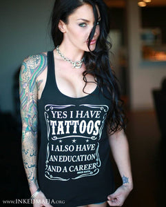 Yes I Have Tattoos