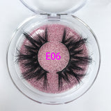 Handmade Natural  thick  Eye lashes  3D mink hair