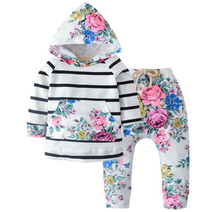 Hooded Floral