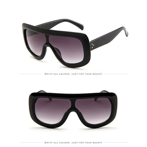Luxury Big Frame Sunglasses