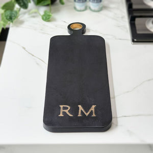 Riviera Maison RM Chopping Board black