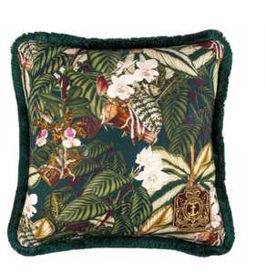 MindTheGap Orchid Bloom Cushion párna
