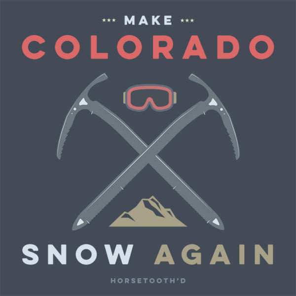 Make Colorado Snow Again