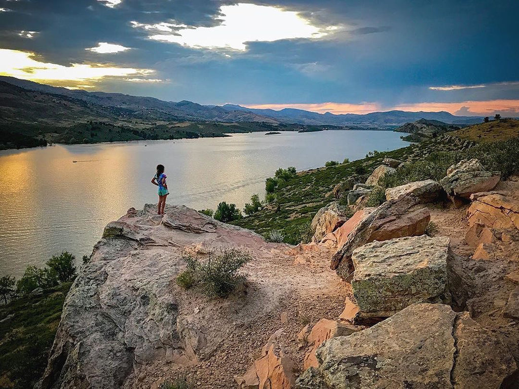 August 2019 Horsetooth Mountain Park & Reservoir Pictures