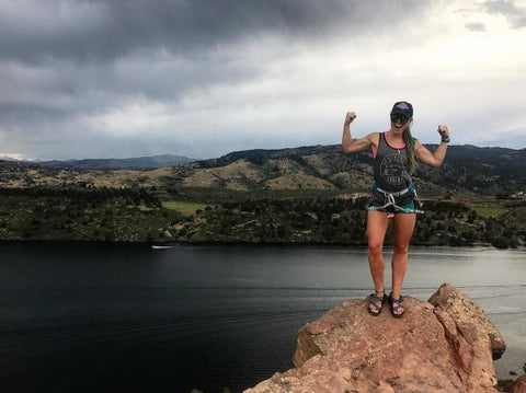 Horsetooth'd Photo - July 2017