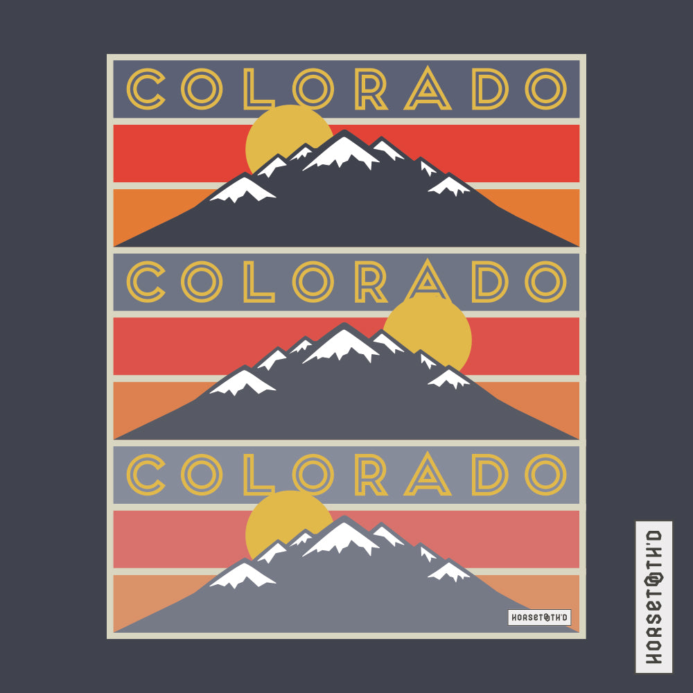 Colorado 3up Beach Towel