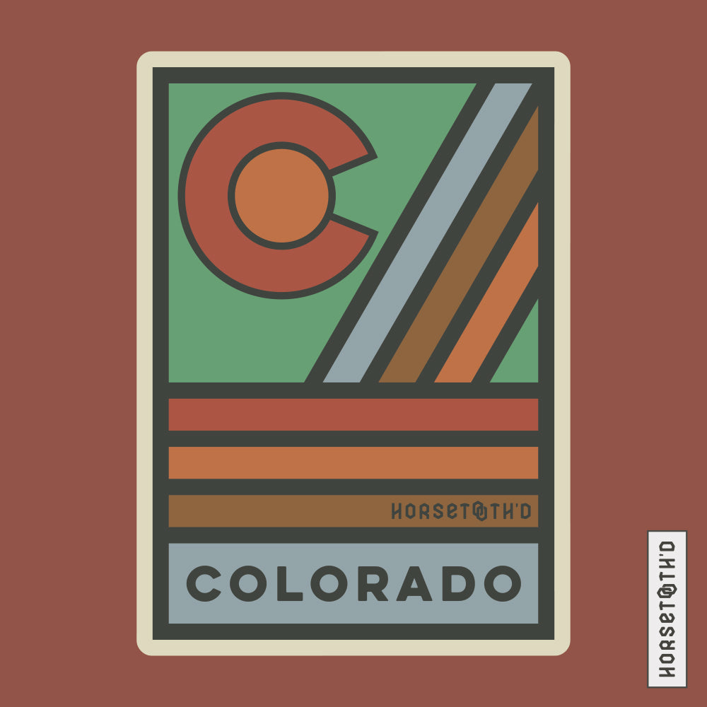 Colorado Life Tee Shirt
