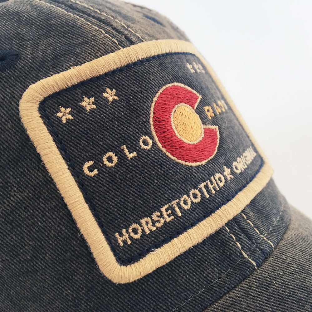 Horsetooth'd Patch Trucker Hat