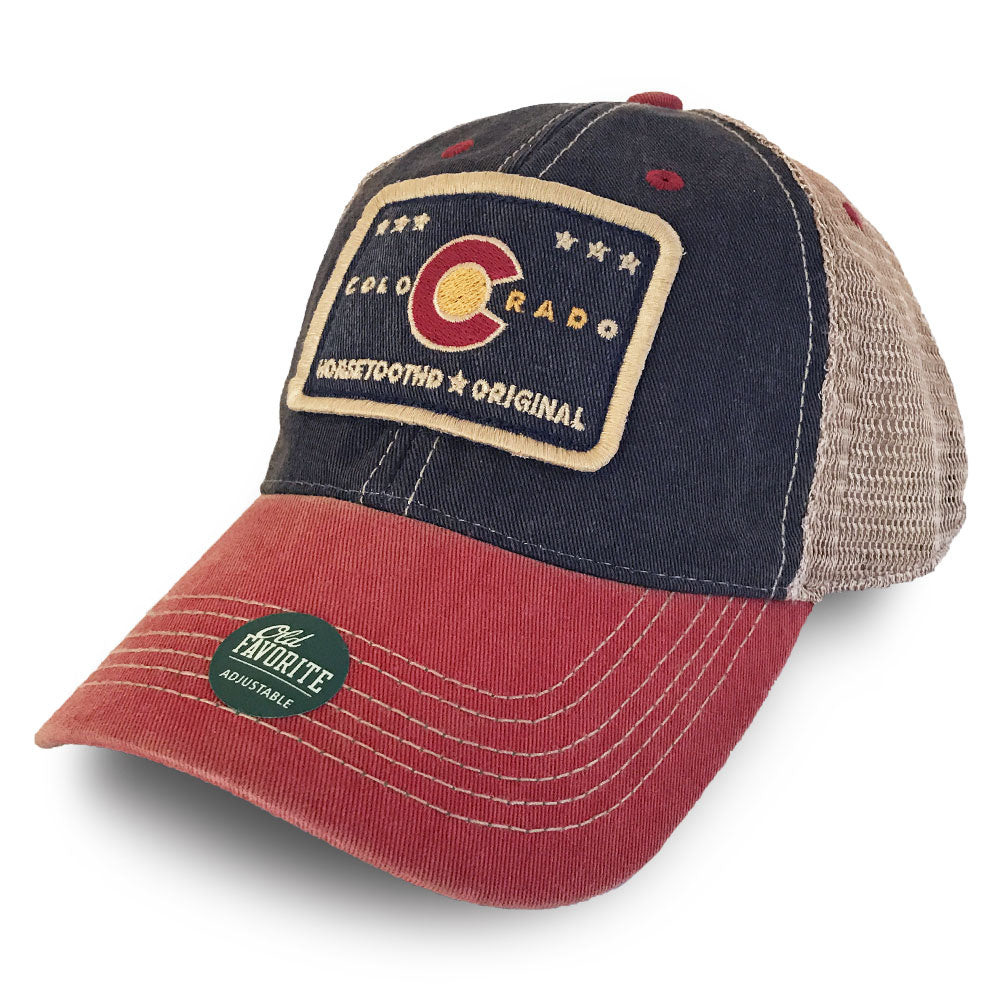 Colorado Horsetooth'd Hat