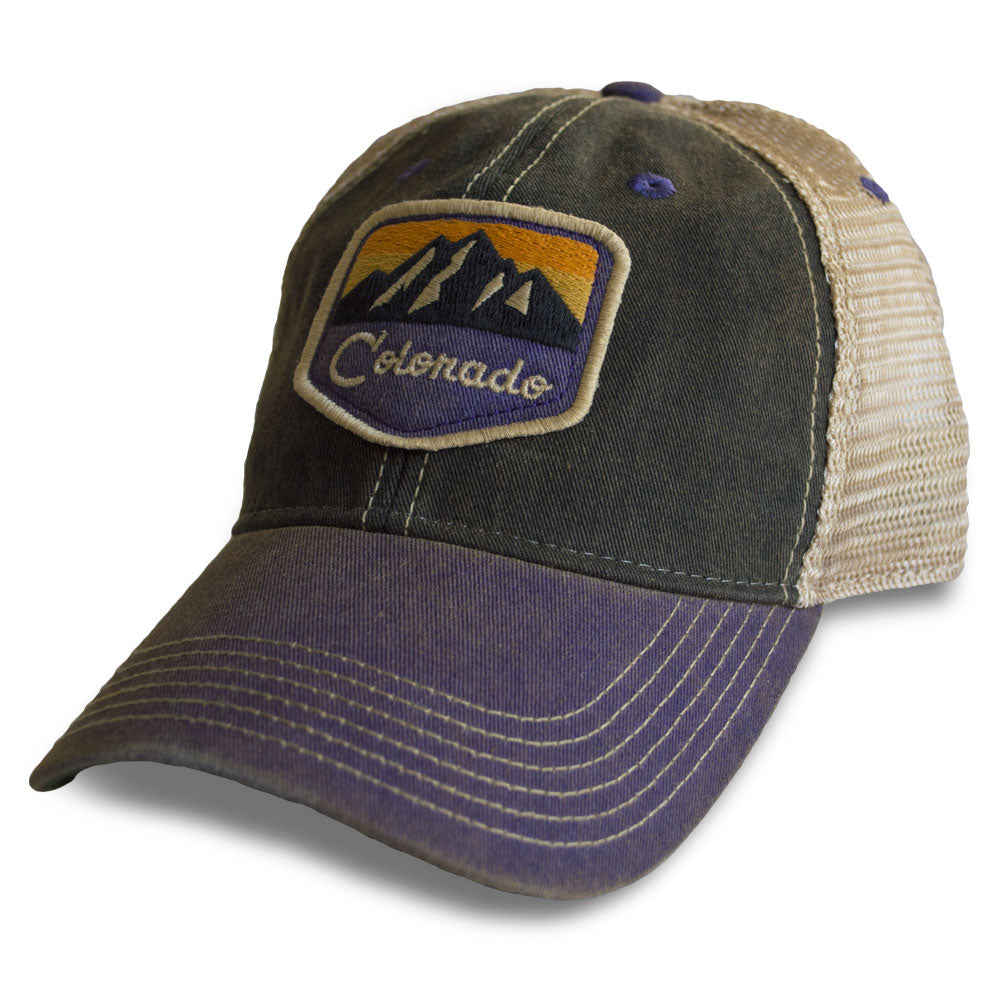 Team Colorado Trucker Hat
