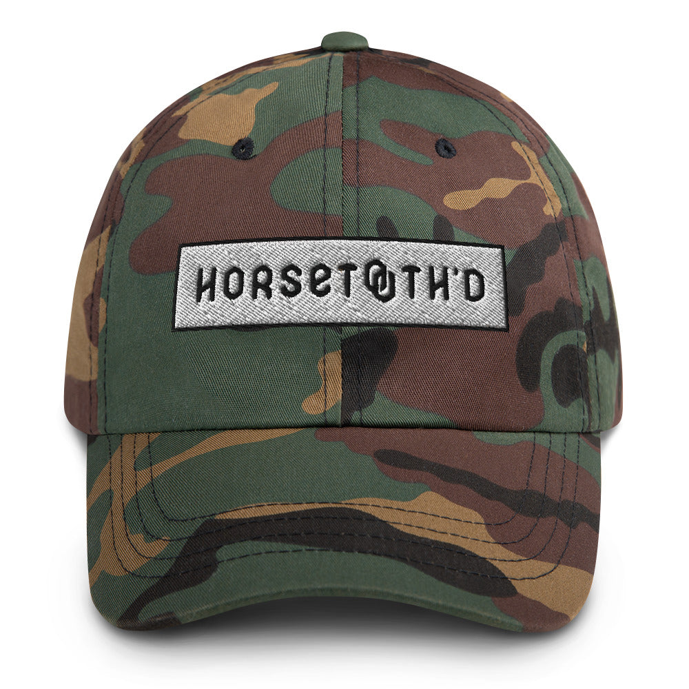 Horsetooth'd Low Profile Hat