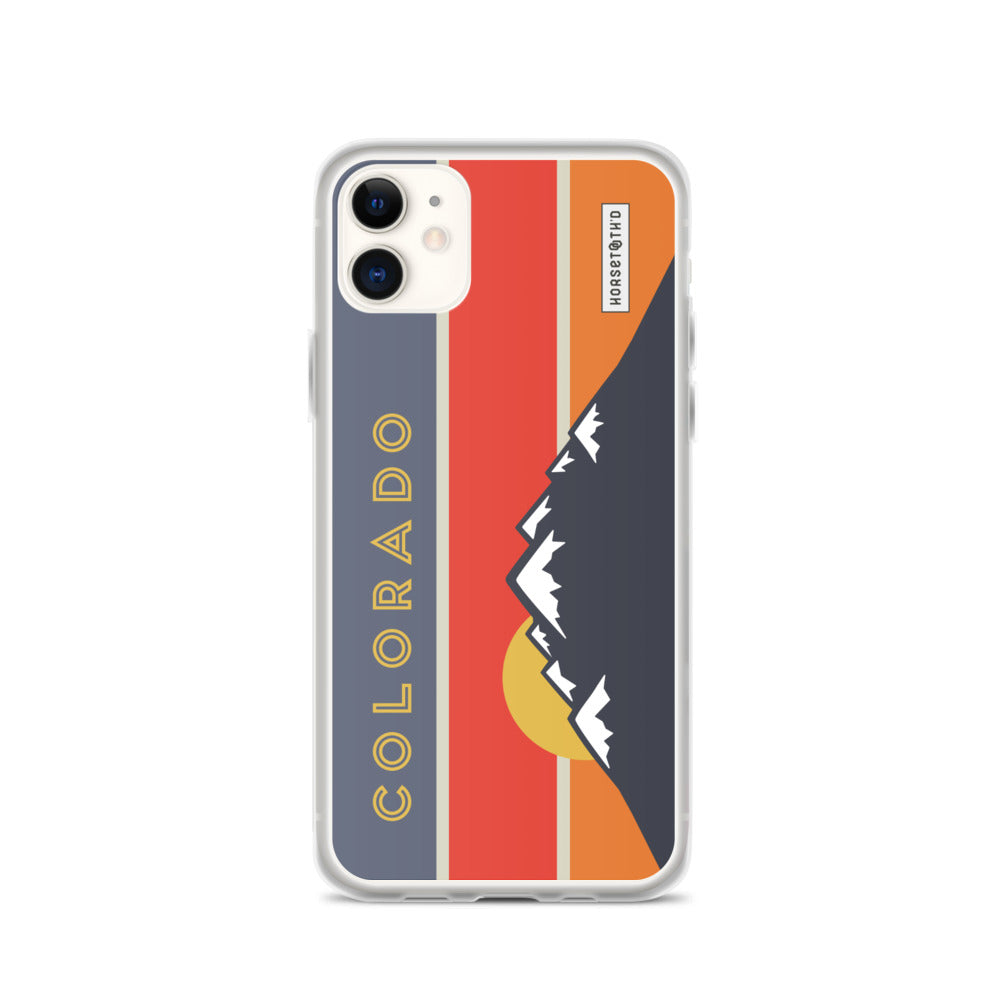 Colorado 3up Full iPhone Case